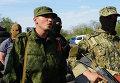 Бойцы самообороны Краматорска. Архивное фото