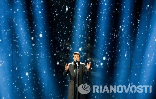 Представитель Армении певец Aram MP3