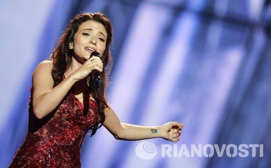 Представительница Азербайджана певица Диляра Кязимова
