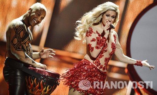 Представительница Португалии певица Сузи