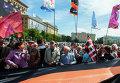 Мероприятия в День победы в Харькове