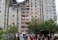 Взрыв газа в жилом доме в Николаеве