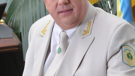 Ректор Национального университета налоговой службы Украины Петр Мельник
