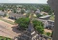 Вид на город Вьентьян. Архивное фото