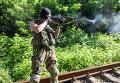 Ситуация в поселке Семеновка Донецкой области