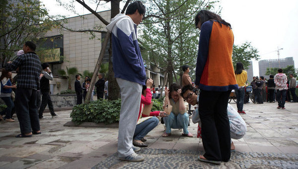 Один человек погиб в результате землетрясения на северо-западе Китая