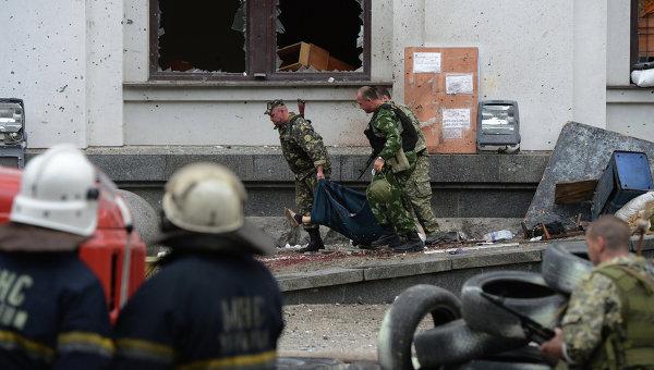 мозги в пудре  Война в Украине