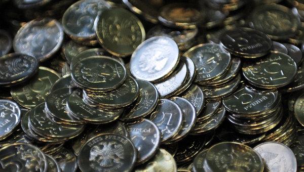 Монеты - российские рубли