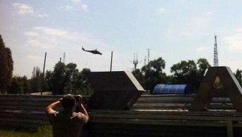 Ситуация в аэропорту Донецка. Архивное фото