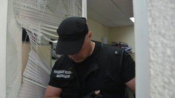 Сотрудник налоговой милиции