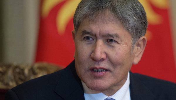 Клип напесню президента Кыргызстана набирает популярность