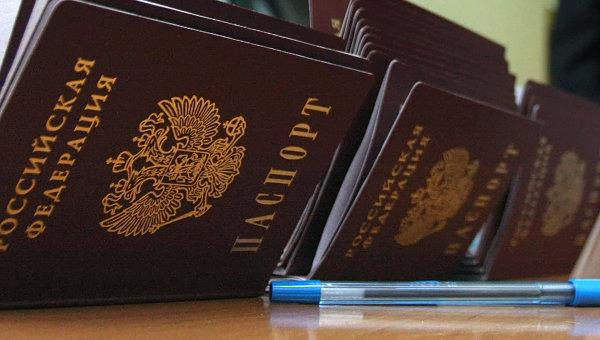 Неужели русские люди Донбасса не заслужили российские паспорта?