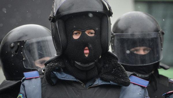 Милиция - ситуация в Украине