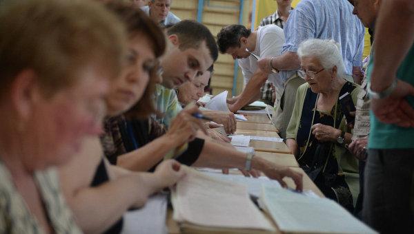 Выборы в Украине - 2014 год