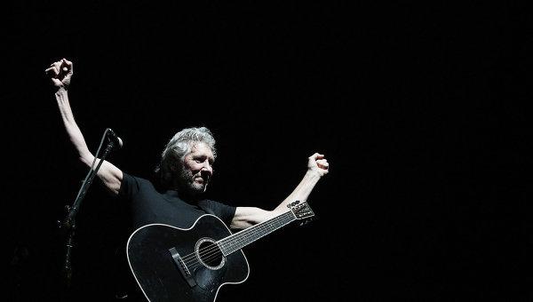 Основатель группы Pink Floyd Роджер Уотерс