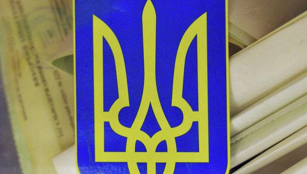Подcчет голосов парламентских выборов в Украине