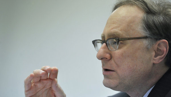 Заместитель генсекретаря НАТО Александр Вершбоу