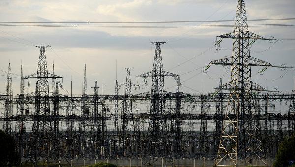 Киев готов закончить поставку электрической энергии натерриторию ДНР