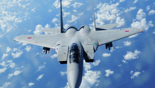 Самолеты ВКСРФ подымали японские истребители потревоге 125 раз