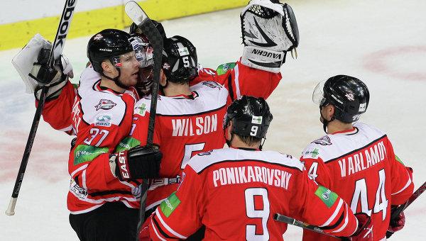 Хоккей. КХЛ. Донбасс