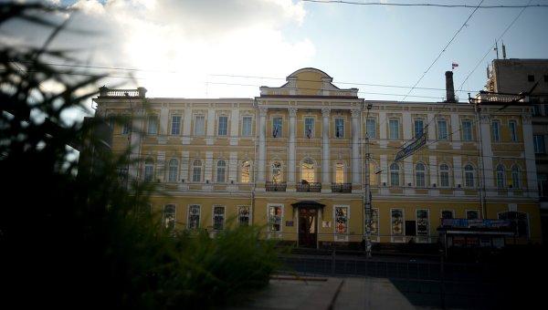 Офис компании Черноморнефтегаз в Симферополе