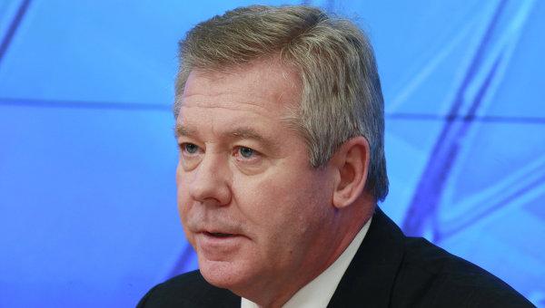 Заместитель министра иностранных дел РФ Геннадий Гатилов