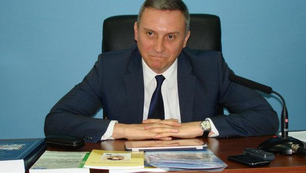 Глава Россвязи Олег Духовницкий
