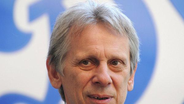 Вице-президент и исполнительный директор Динамо Юрий Любимов