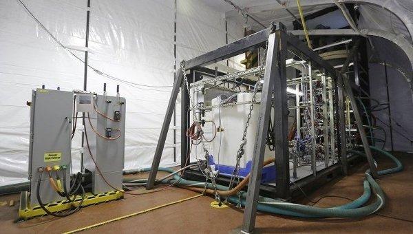 Россия заявила обуничтожении 99% запасов химического оружия
