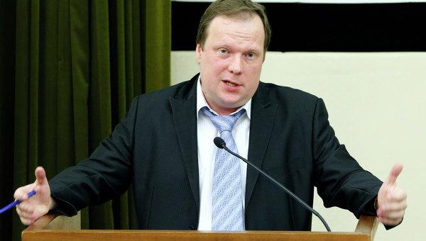 Член Общественной палаты РФ Владислав Гриб