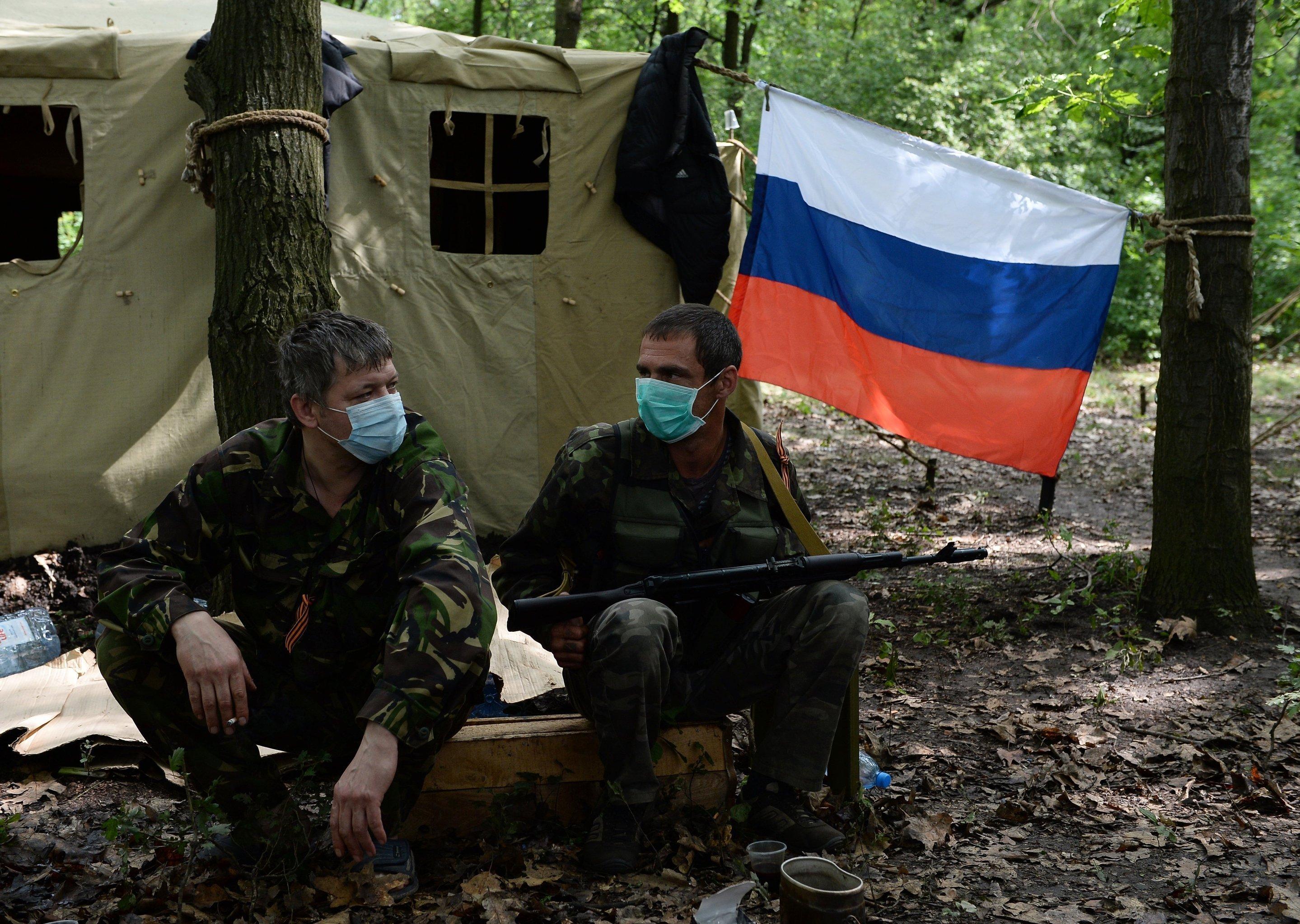 Донбасс русский на фотостране