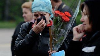 Одесса скорбит о погибших в Доме профосоюзов
