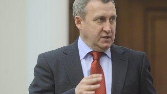 Глава МИД Украины Андрей Дещица