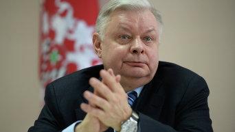 Глава Федеральной миграционной службы РФ Константин Ромодановский