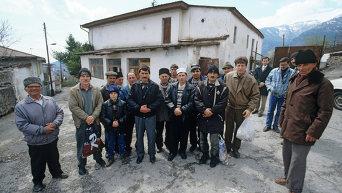Образ жизни Крымских татар.