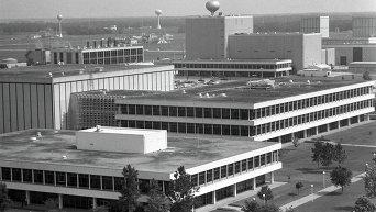 Космический центра НАСА имени Л.Б.Джонсона в Хьюстоне