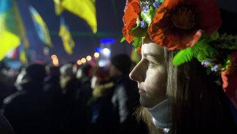 Ситуация в Украине. Архивное фото