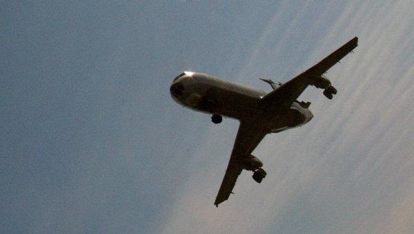 Самолет Ту-134. Архивное фото