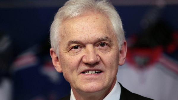 Геннадий Тимченко, архивное фото
