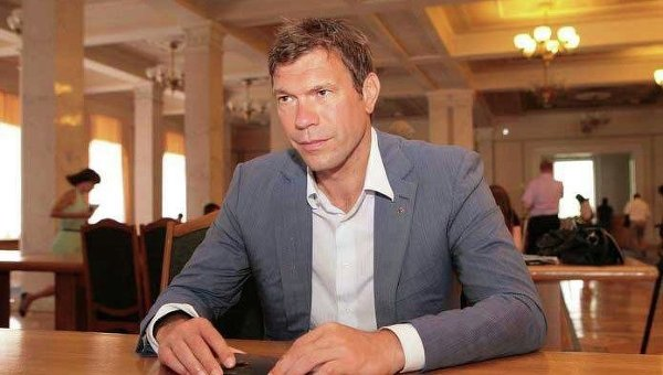 Народный депутат от Партии регионов Олег Царев