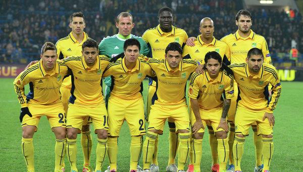 Игроки футбольного клуба Металлист (Украина, Харьков)