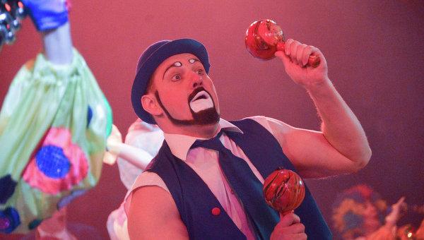 Новая программа Киевского цирка