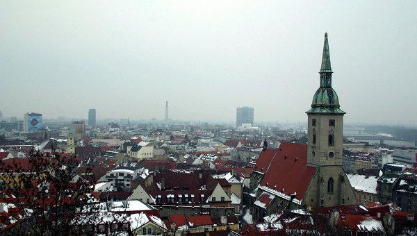 Столица Словакии - Братислава