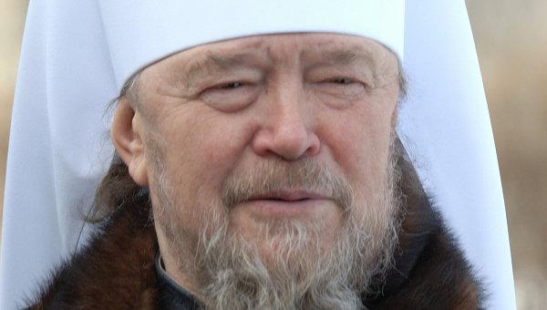 Митрополит Симферопольский и Крымский Лазарь