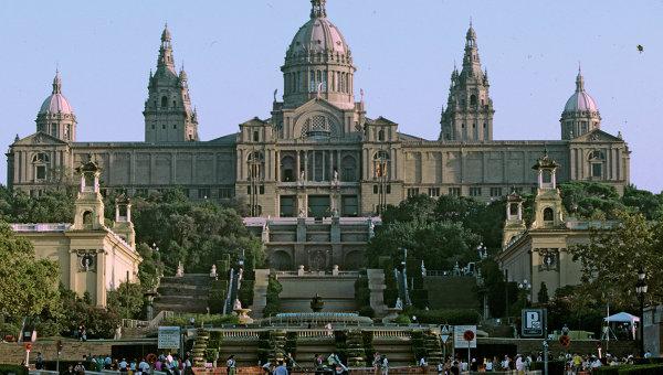 Музей национальных искусств Каталонии