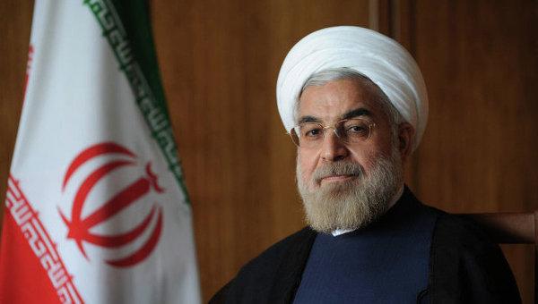 Президент Ирана Хассан Роухани, архивное фото