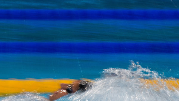 Плавание. Архивное фото