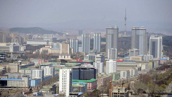Пхеньян - КНДР