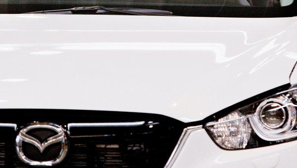 Автомобиль Mazda. Архивное фото
