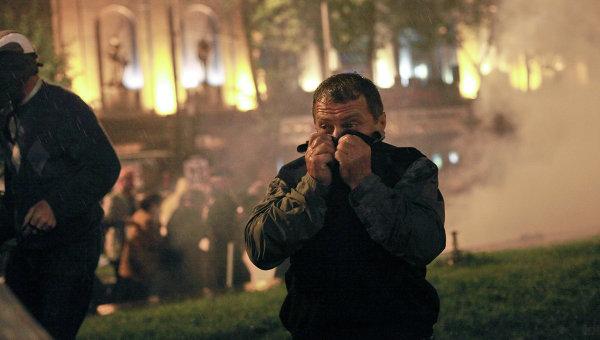 Митинг в Тбилиси. Архивное фото